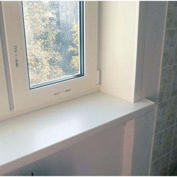 Как правильно установить подоконник на пластиковые окна, порядок выполнения работ