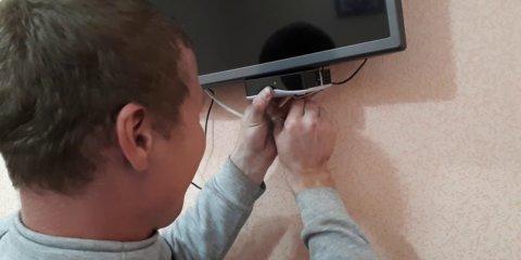Кронштейн для ресивера на стену