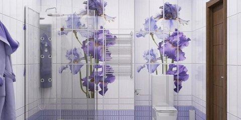 Как монтировать панели ПВХ в ванной