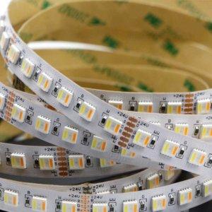 Монтаж светодиодной ленты на кухне своими руками, варианты применения LED-подсветки в интерьере