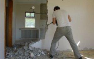 Устройство проема в кирпичной стене, подготовительный этап и порядок выполнения работ