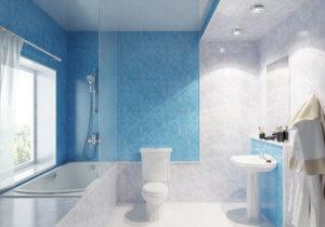Как монтировать панели ПВХ в ванной на каркас и без обрешетки, на клей